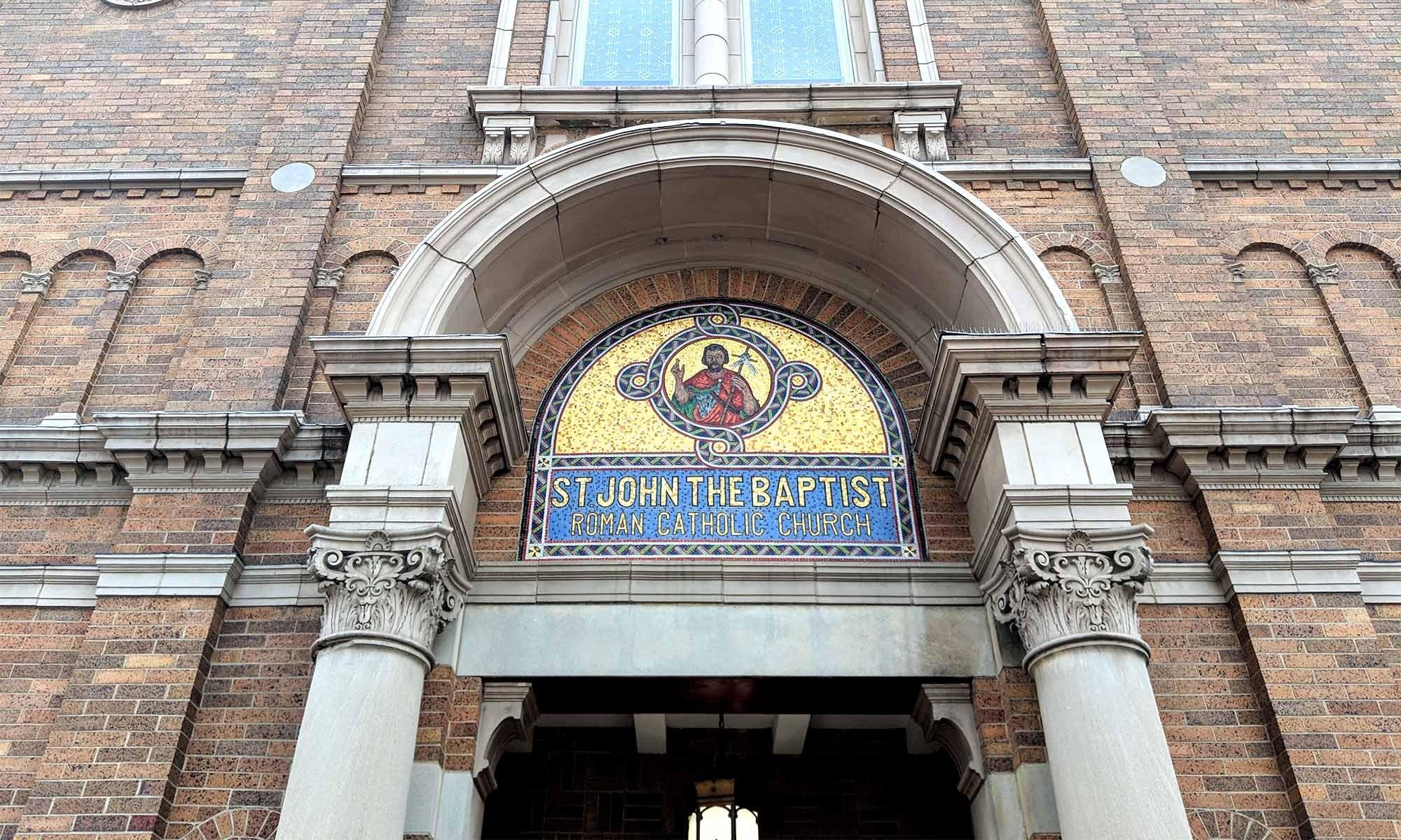 St. John the Baptist Parish Center